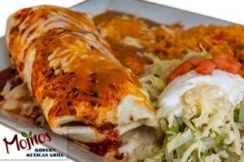 Burrito Chincano