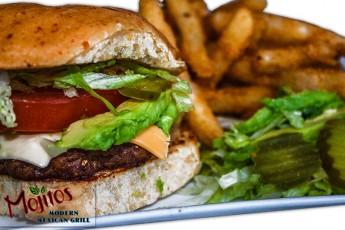Chipotle Burger